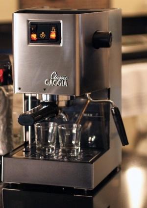 gaggia classic coffee kaffeewiki die wissensdatenbank. Black Bedroom Furniture Sets. Home Design Ideas