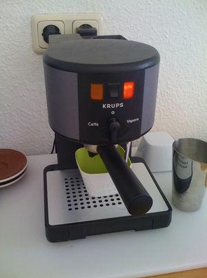 krups novo kaffeewiki die wissensdatenbank rund um espresso espressomaschinen und kaffee. Black Bedroom Furniture Sets. Home Design Ideas