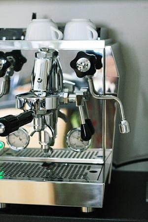 Wonderlijk Rocket Giotto – KaffeeWiki - die Wissensdatenbank rund um Espresso EQ-53